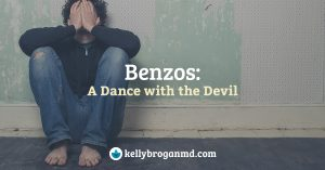 Benzo's : A dance with the devil.
